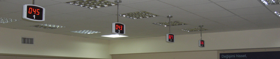 Tema Elektronik – Kablosuz Numaratör / Sıramatik Sistemleri